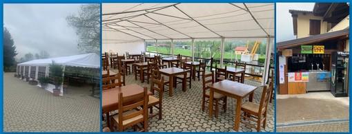 """Settanta posti a sedere nel dehors: la """"Pizzeria Boschetto"""" riparte"""