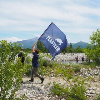 Cuneo: rimandato l'evento di raccolta Plastic Free