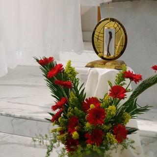 A Narzole arriva l'insigne reliquia del Beato Timoteo Giaccardo, primo sacerdote paolino
