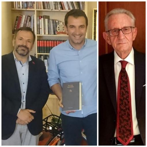 Gli auguri di Beppe Ghisolfi al Sindaco di Tirana