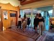 Un momento della presentazione svoltasi presso le cantine Cordero di Montezemolo di La Morra