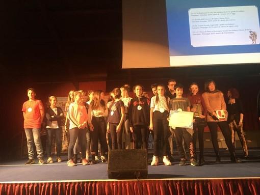 Alunni di Valdieri premiati al concorso Primalpe Ragazzi 2019