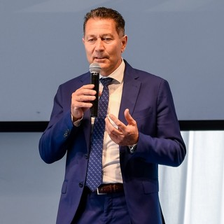 Mauro Gola, presidente della Camera di Commercio di Cuneo