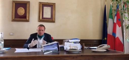"""A Mondovì presto le mascherine saranno obbligatorie. Il sindaco: """"Indossatele ogni volta che uscite"""" (VIDEO)"""