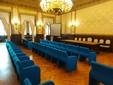 I locali della Camera di Commercio di Cuneo, nuova sede d'esame per i corsi Pegaso e Mercatorum