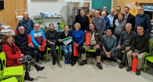 Parco Fluviale di Cuneo: svolte nel 2019 1.686 ore di servizio volontario