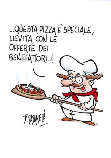 """Torna a Cuneo """"Una pizza per un sorriso"""", evento di solidaritetà di Pizza Express"""
