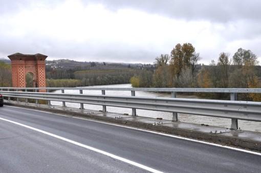 Il ponte di Pollenzo (archivio)