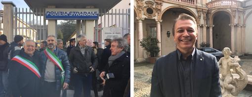 Rocco Pulitanò e Paolo Bongioanni
