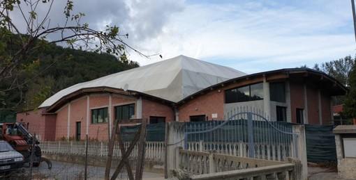 """Priola sogna un nuovo palazzetto per l'Alta Val Tanaro con il """"Bando distruzione"""" di Fondazione CRC"""