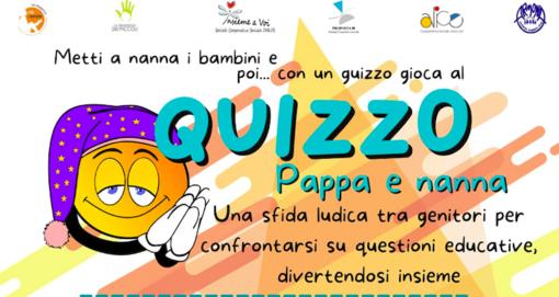 A Fossano parte Quizzo: un gioco online in formato quiz per genitore e adulti interessati