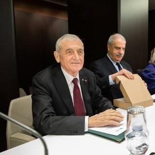 Giovanni Quaglia e Giandomenico Genta