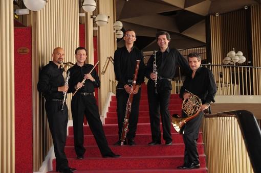Concerto dell'Immacolata con il Quintetto Prestige a Busca