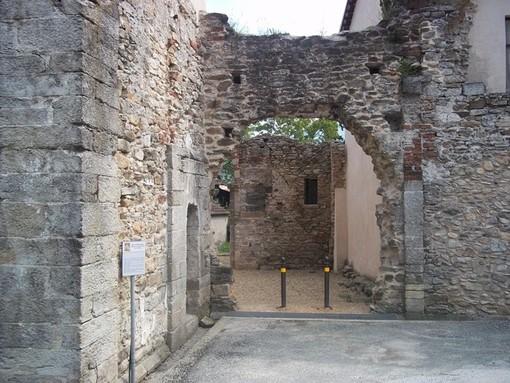 Rifreddo, ingresso Monastero