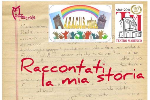 """""""Raccontati la mia storia"""": spettacolo teatrale solidale al """"Marenco"""" di Ceva"""