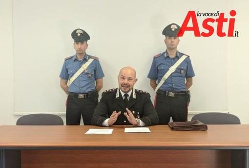 Arrestati dai carabinieri coppia di rapinatori operanti tra l'Astigiano e l'Albese