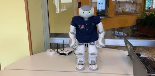 Un giorno tra i robot: all'ITIS di Cuneo la presentazione del progetto CORO (VIDEO)