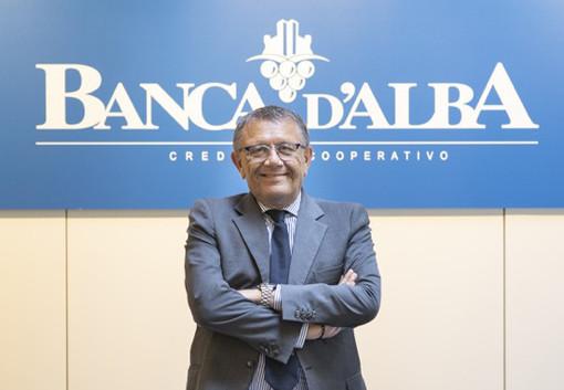 L'albese Tino Cornaglia, nuovo presidente di Confcooperative Piemonte