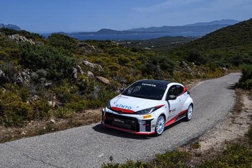 Toyota auto ufficiale al 15° Rally di Alba, terza prova del Campionato Italiano Wrc