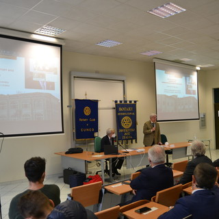 Il Rotary distretto 2032 al campus di Management ed Economia di Cuneo
