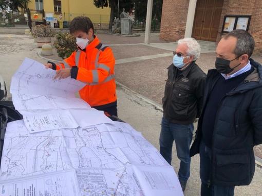 Cuneo, partiti i lavori di rifacimento della rete di acquedotto a servizio di Bombonina