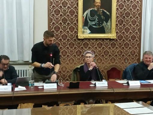 Roberta Rosso, tra Valter Bongiovanni e Luca Paschiero