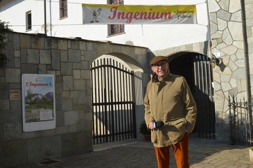Domani su Italia1 il servizio dedicato al parco museo dell'Ingegno a Busca