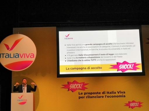 Italia Viva si presenta a Torino: il sindaco di Verduno Marta Giovannini tra i 200 ospiti del pranzo con Renzi