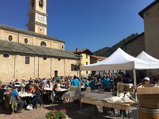 Roccaforte Mondovì raccoglie 2905 euro per i terremotati del Centro Italia