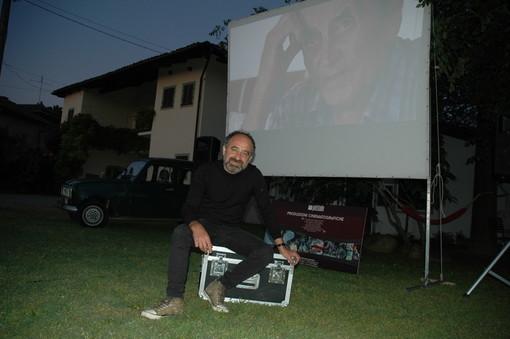Il cinema riparte su una Renault 4: Remo Schellino è pronto a portare i suoi documentari per valli e borghi