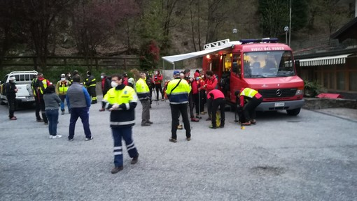 Uomo scomparso a Roccaforte Mondovì: ancora nessuna novità