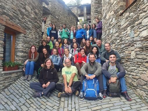 Convegno su Aree protette e conservazione della Biodiversità nel Parco del Monviso