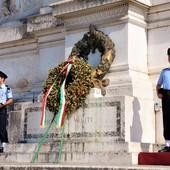 Il Milite Ignoto nel Sacello del Vittoriano, a Roma - Ph Nicolò Bertola