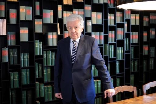 L'avvocato albese Roberto Ponzio, relatore per l'Unitre Alba Pompeia