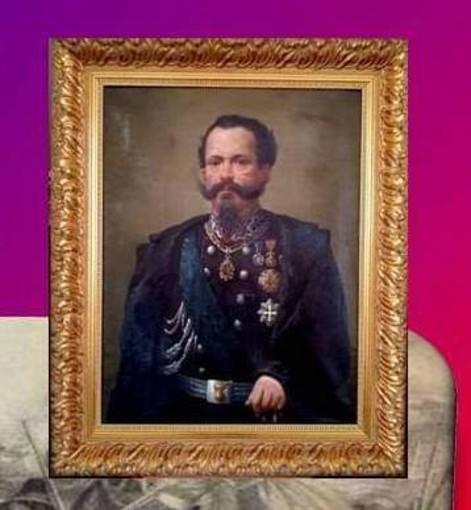 Ritratto del re Vittorio Emanuele II