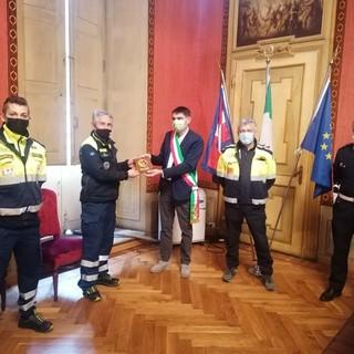 Fossano: Il sindaco Tallone ringrazia la Protezione Civile per il grande lavoro svolto nel periodo della pandemia
