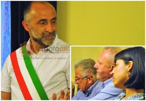 Il sindaco Cavallo e la minoranza in Consiglio comunale