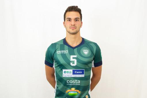 Roberto Cominetti (foto sito Legavolley)