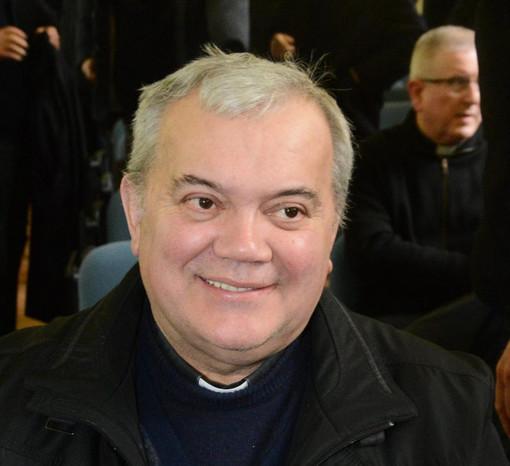 Don Renzo Costamagna, aveva 65 anni (Foto Diocesi di Alba)