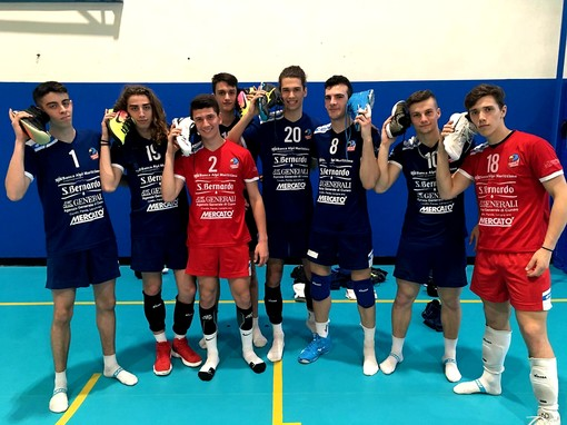 Volley maschile: BAM Mercatò Cuneo, tempo di play off per la Serie D e Finale Provinciale U18 contro Alba