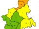 Maltempo, due giorni di allerta gialla nelle valli Belbo e Bormida