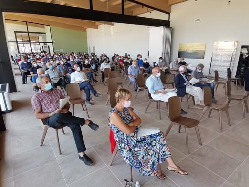 Domenica scorsa l'assemblea dei soci della storica cantina sociale di Castiglione Falletto