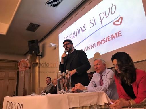 """L'intervento di Mauro Calderoni all'assemblea di """"Insieme si può"""""""