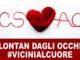 A Cuneo avviata la raccolta fondi Lontan dagli occhi #VICINIALCUORE