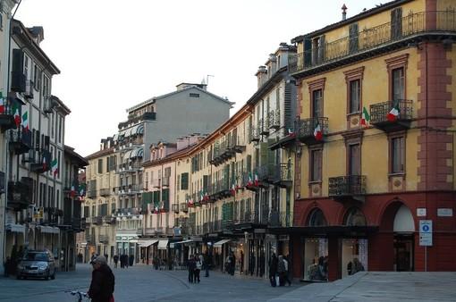 Saluzzo, corso Italia