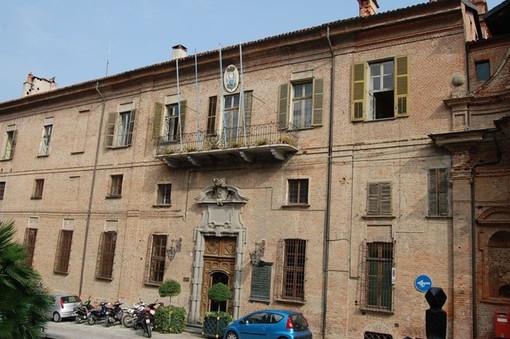 Il Municipio di Saluzzo