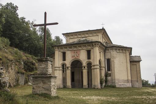 """""""Occit'amo"""" torna con una camminata da Melle al Santuario della Madonna della Betulla"""