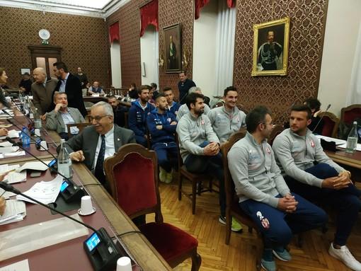 Pallapugno: celebrata anche in consiglio comunale a Cuneo la doppia vittoria della SubalCuneo