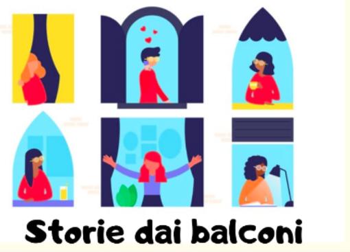 """Alba: """"Storie dai balconi"""", un esperimento per portare sotto casa piccoli eventi dedicati a bambini e famiglie"""
