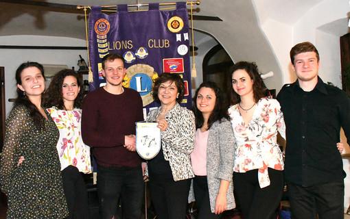 Dogliani: serata all'insegna della multietnicità per il Lions Club